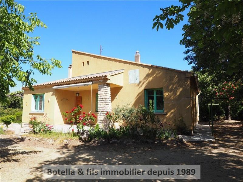 Venta  casa Laudun 223500€ - Fotografía 1
