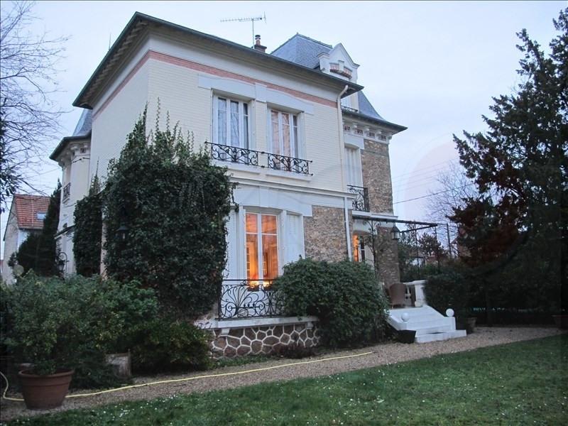 Vente de prestige maison / villa Villemomble 1070000€ - Photo 3