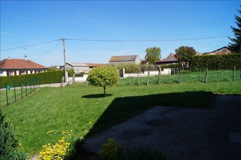 Sale house / villa Pacy sur armancon 119000€ - Picture 10