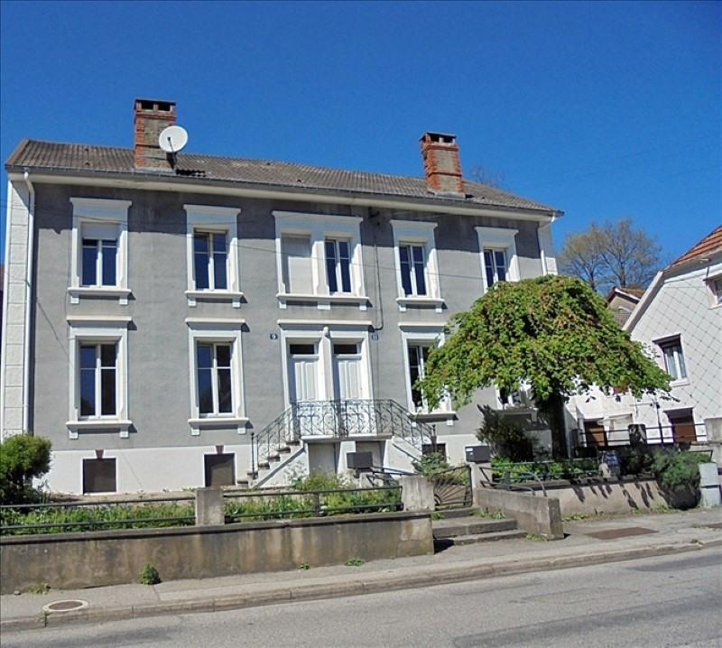 Produit d'investissement maison / villa Moyenmoutier 174000€ - Photo 1