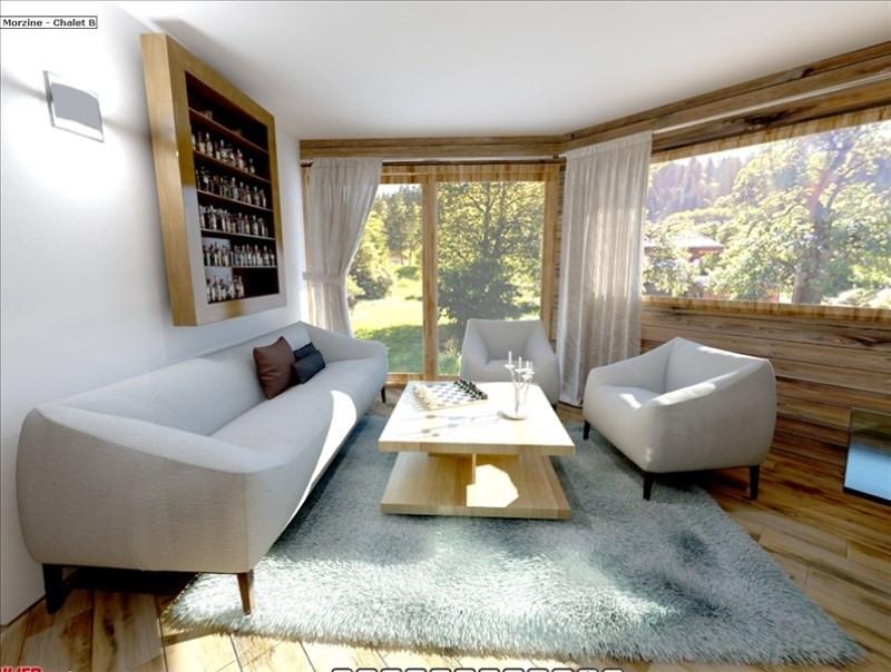 Deluxe sale apartment Morzine 250000€ - Picture 4