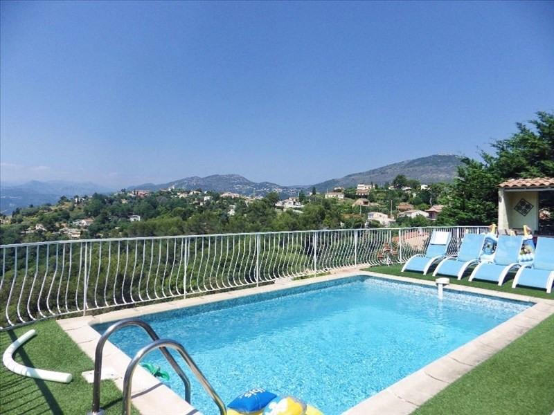 Deluxe sale house / villa Colomars 595000€ - Picture 4