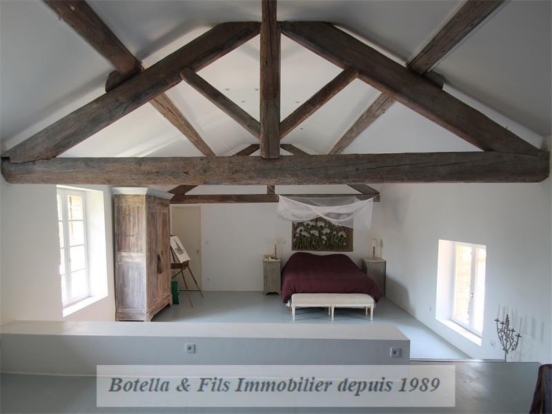 Deluxe sale house / villa Uzes 849000€ - Picture 12