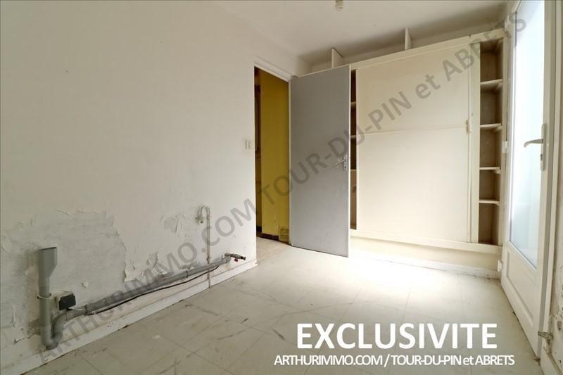 Vente maison / villa La tour du pin 129000€ - Photo 5