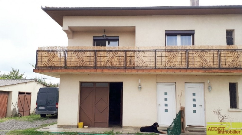 Produit d'investissement maison / villa Saint-jean 398 000€ - Photo 1