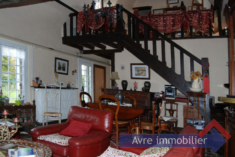 Sale house / villa Verneuil d'avre et d'iton 211000€ - Picture 4