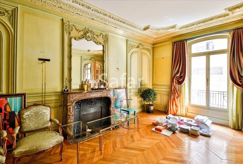 Vente de prestige appartement Paris 16ème 3050000€ - Photo 8