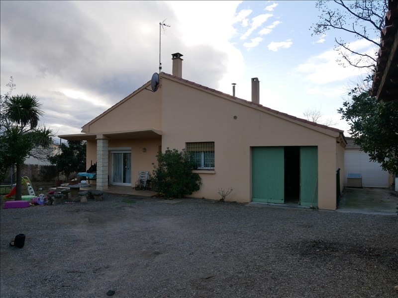 Sale house / villa Beziers 222 000€ - Picture 1