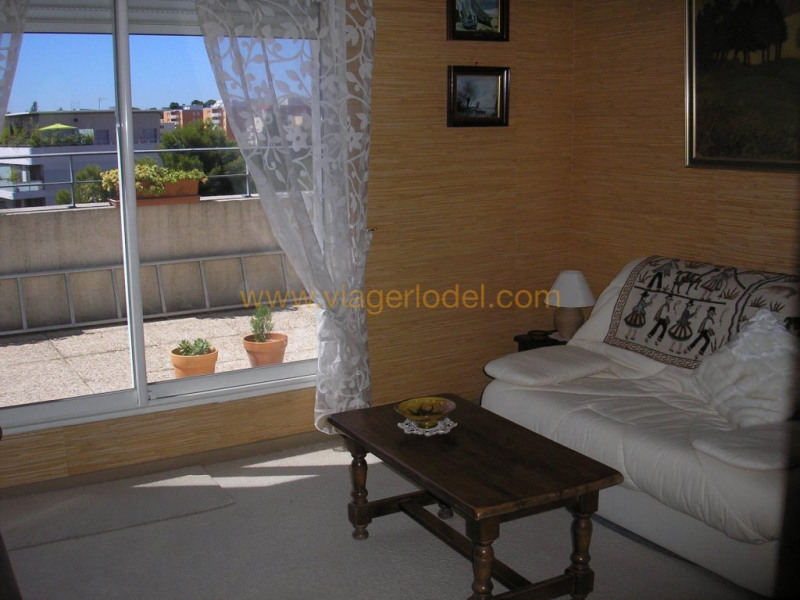 Viager appartement Montpellier 140 000€ - Photo 4