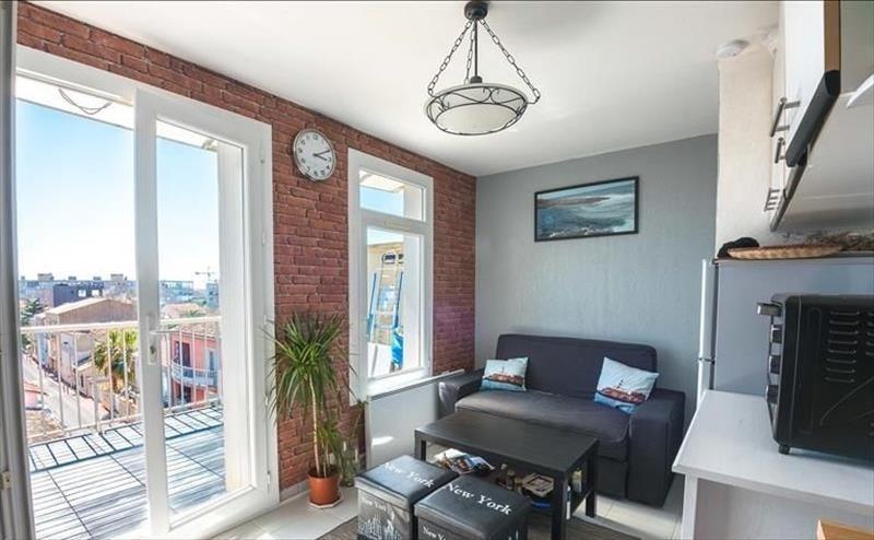 Sale apartment Palavas les flots 145000€ - Picture 1