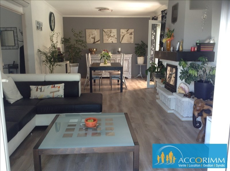 Vente maison / villa Chasse sur rhone 372000€ - Photo 3