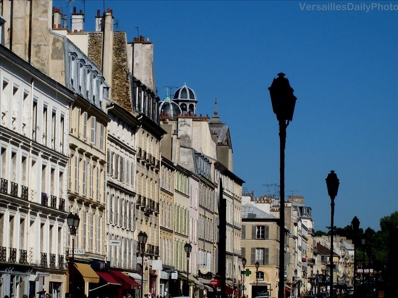 Vente fonds de commerce boutique Versailles 318 000€ - Photo 1
