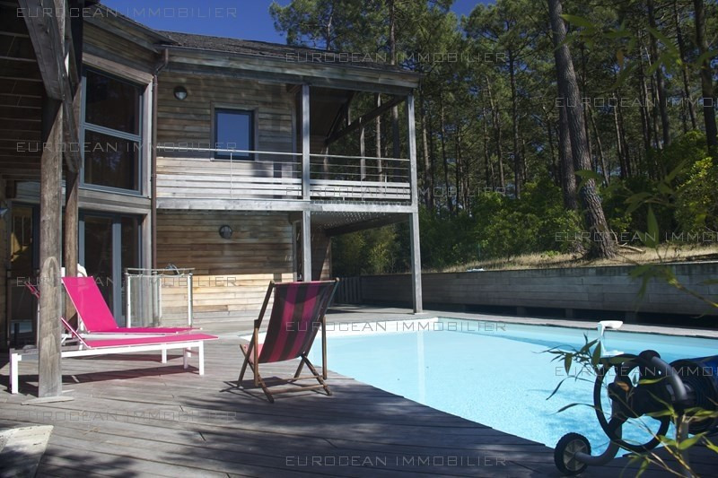 Vacation rental house / villa Lacanau-ocean 785€ - Picture 2