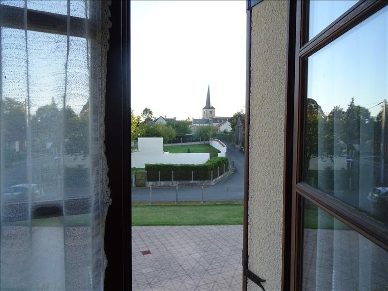 Vente maison / villa Lucenay les aix 181900€ - Photo 10