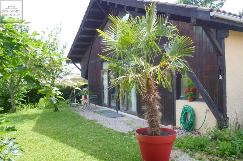 Rental house / villa Saint didier au mont d'or 1150€ CC - Picture 2
