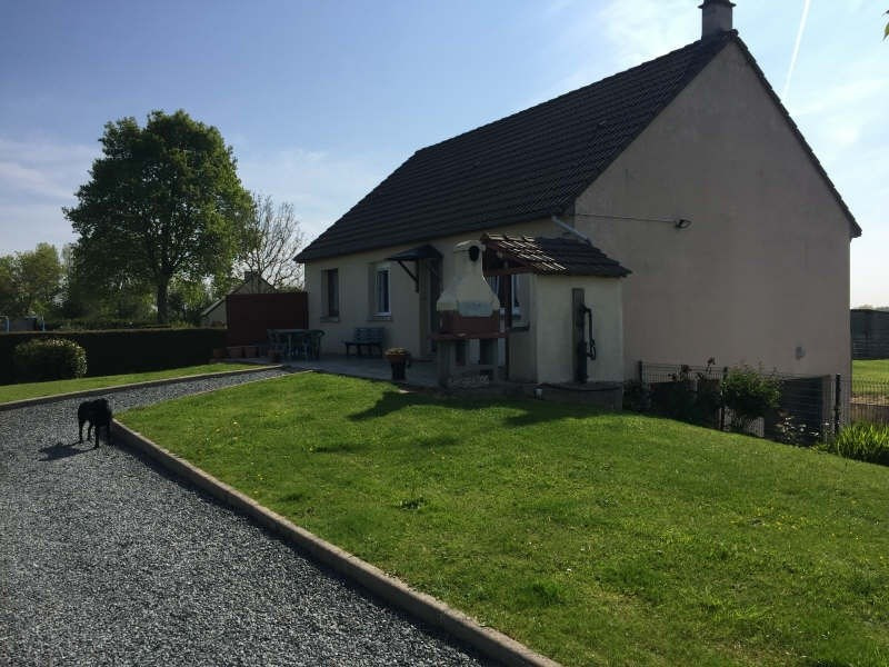 Vente maison / villa Marchesieux 179000€ - Photo 1