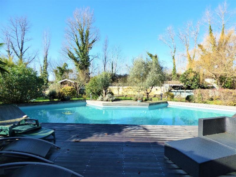 Vendita casa Saint loubes 513000€ - Fotografia 12