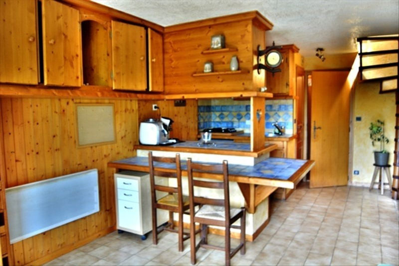 Venta  apartamento Mont saxonnex 111500€ - Fotografía 1