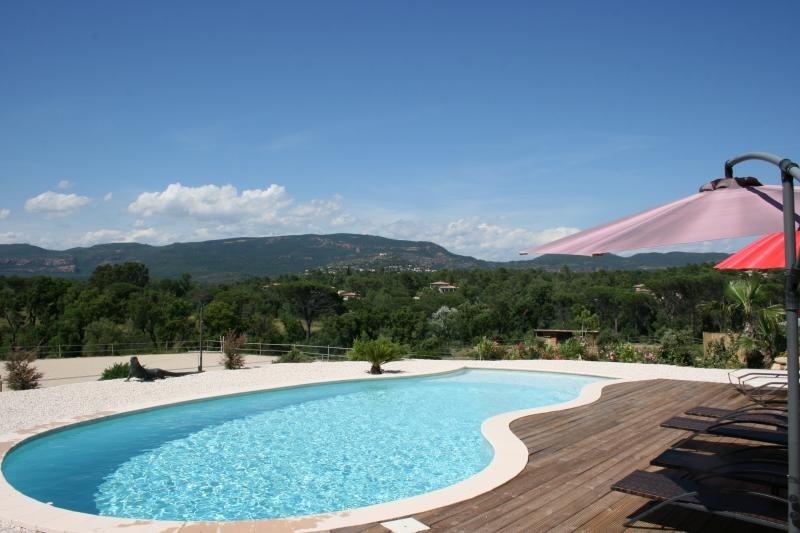 Vente de prestige maison / villa Roquebrune sur argens 950000€ - Photo 1