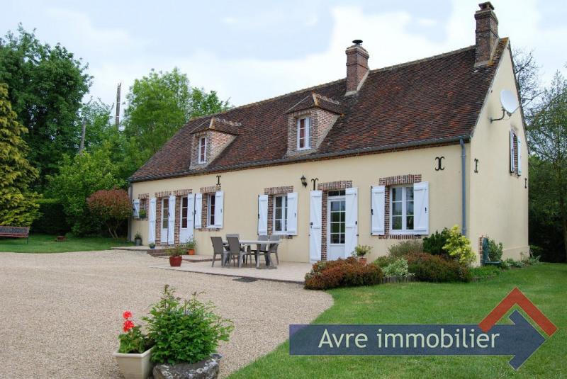 Sale house / villa Verneuil d avre et d iton 294000€ - Picture 11