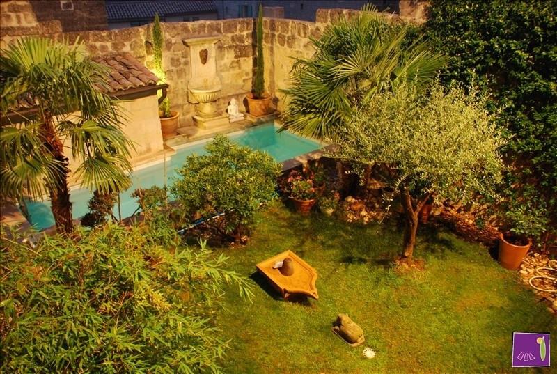 Vente de prestige maison / villa Uzes 1044000€ - Photo 1