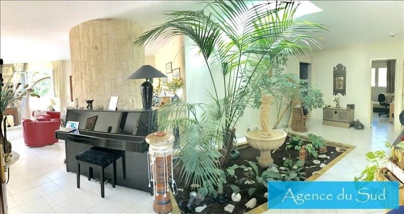 Vente de prestige maison / villa Roquefort la bedoule 635000€ - Photo 10