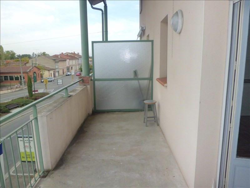 Rental apartment Fronton 590€ CC - Picture 2