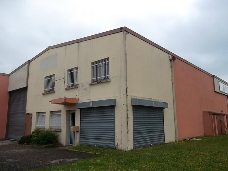 Location local commercial Chassieu 1 200€ HC - Photo 1