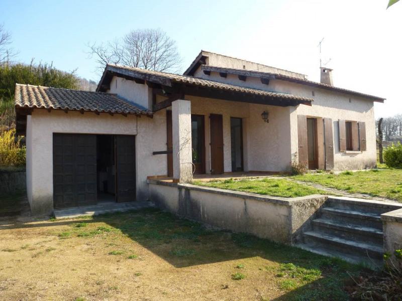 Location maison / villa Thueyts 615€ CC - Photo 1