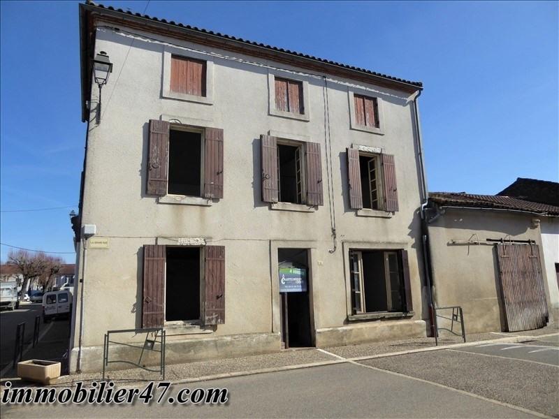 Vente maison / villa Castelmoron sur lot 44500€ - Photo 10