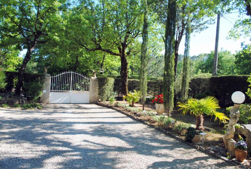Vente maison / villa Fayence 475000€ - Photo 2