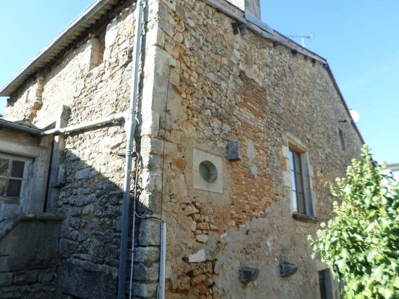 Produit d'investissement immeuble Lussac les chateaux 111000€ - Photo 7
