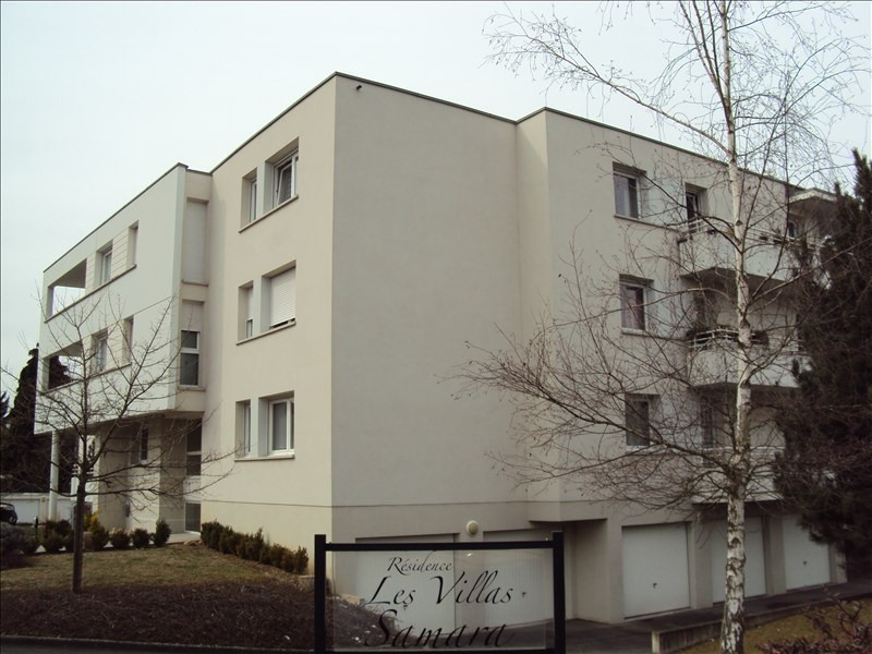 Sale apartment Riedisheim 224 000€ - Picture 1