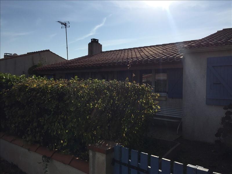 Sale house / villa Jard sur mer 208000€ - Picture 5