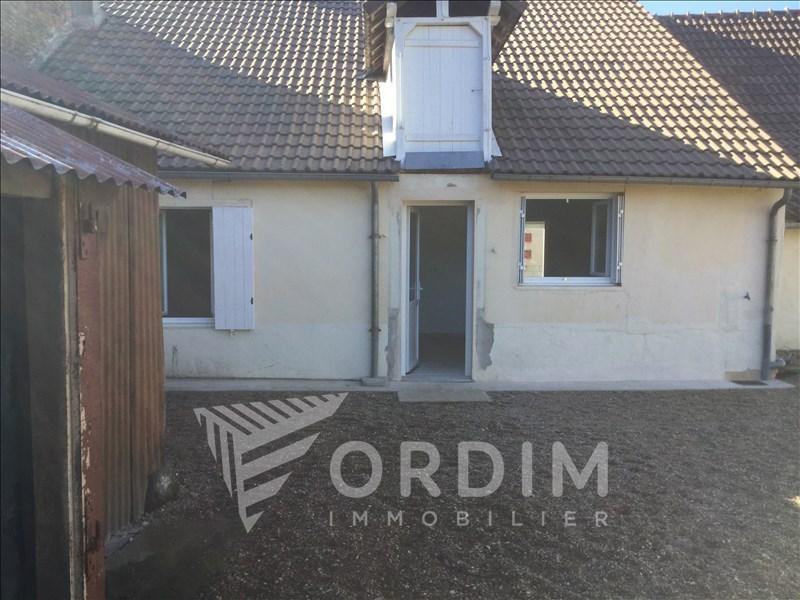 Location maison / villa Santranges 575€ CC - Photo 5