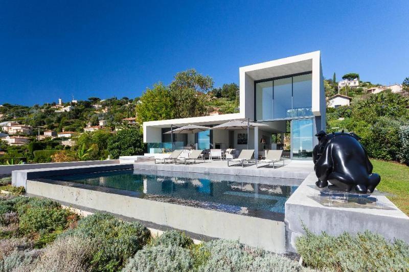 Verhuren vakantie  huis Le golfe juan 7500€ - Foto 2