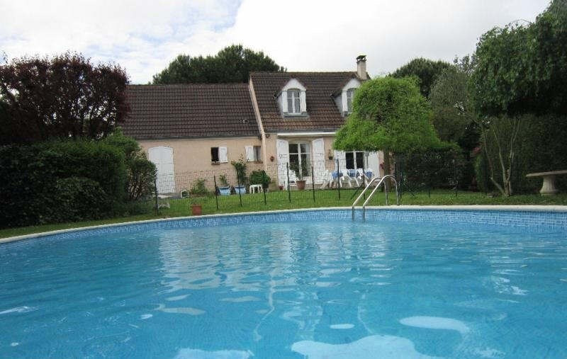 Sale house / villa Saint-brice-sous-forêt 524000€ - Picture 1