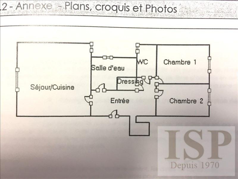 Vente appartement Marseille 10ème 129100€ - Photo 2
