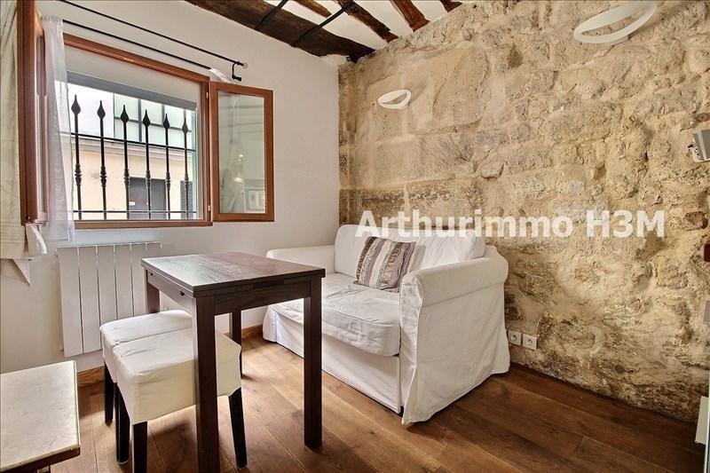 Vente appartement Paris 4ème 252500€ - Photo 1