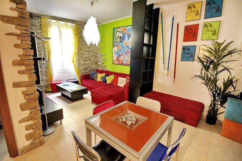 Sale apartment Nice 315000€ - Picture 1