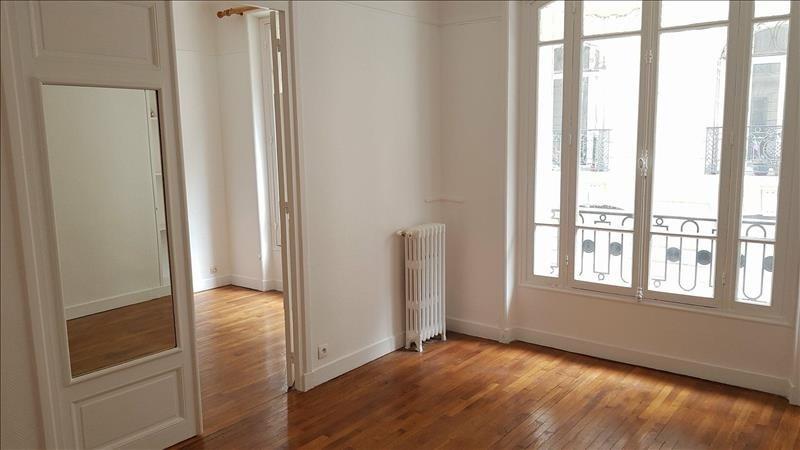 Rental apartment Paris 16ème 1150€ CC - Picture 1