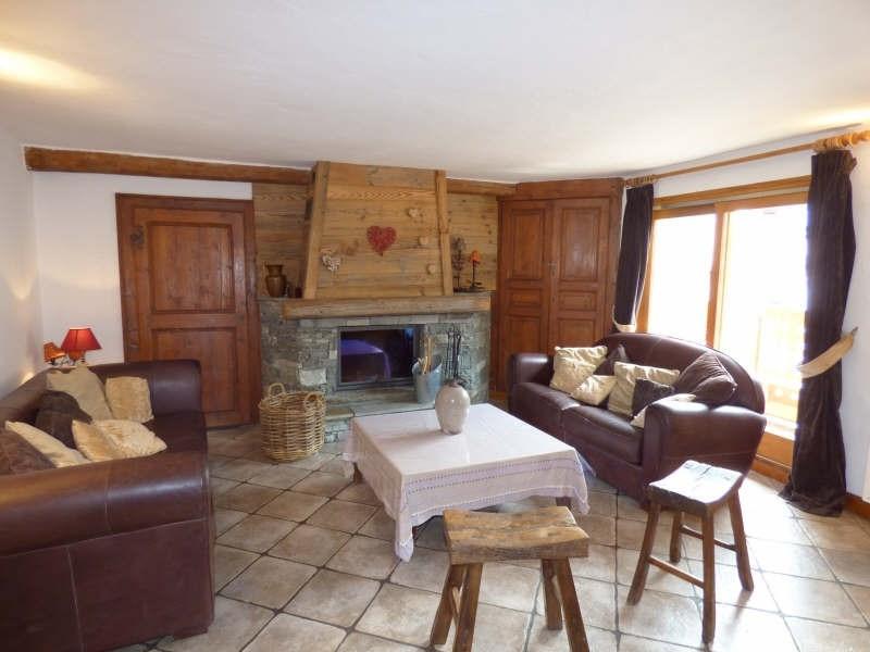 Vente de prestige maison / villa Meribel 1352000€ - Photo 1