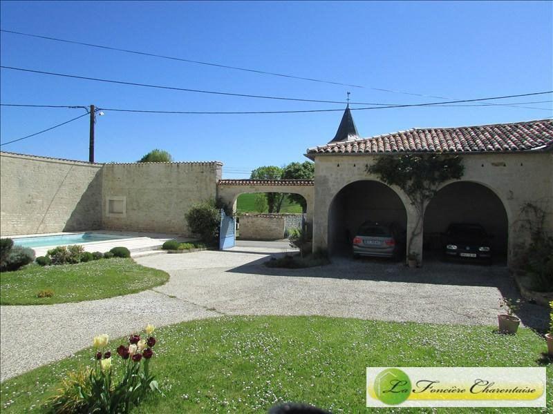 Vente maison / villa Villefagnan 328000€ - Photo 5