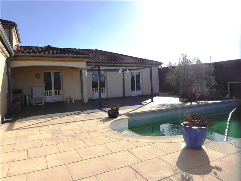Vente maison / villa Satolas et bonce 468000€ - Photo 4