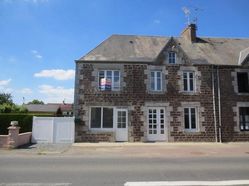 Maison de bourg- 3 chambres avec jardin et garages