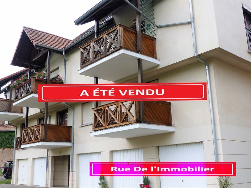 Vente appartement Osthoffen 169 790€ - Photo 1