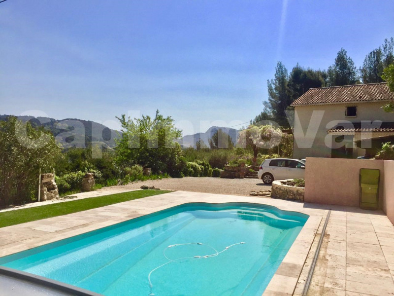 Villa type 6 avec piscine et vue