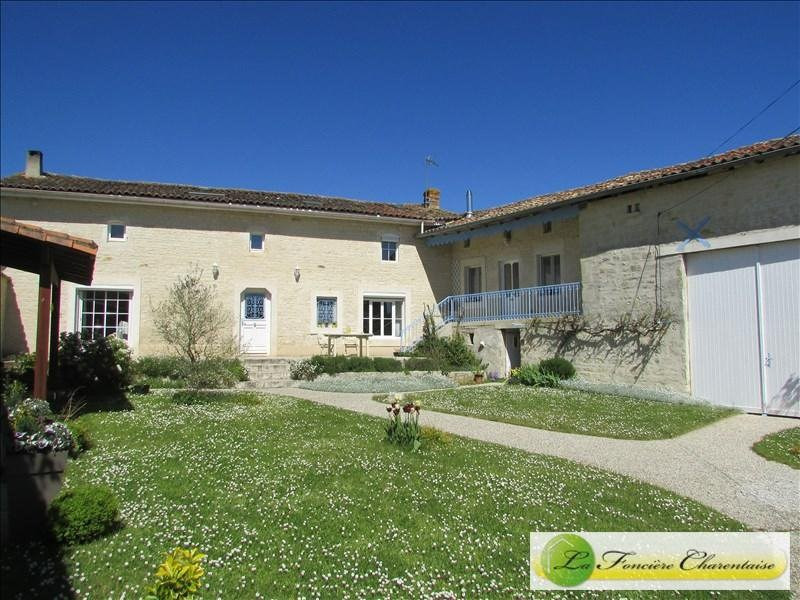 Vente maison / villa Villefagnan 328000€ - Photo 2