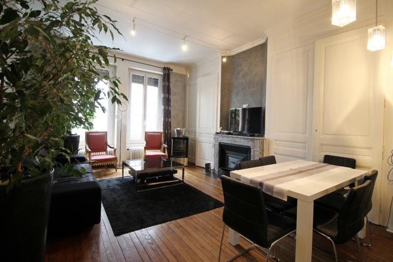 Vente appartement Lyon 6ème 463000€ - Photo 3