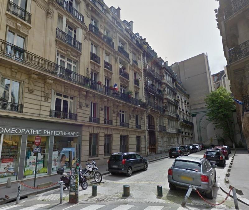 Vente appartement Paris 9ème 245000€ - Photo 1